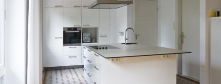 Küche Blenkle. Ansicht Von Links1